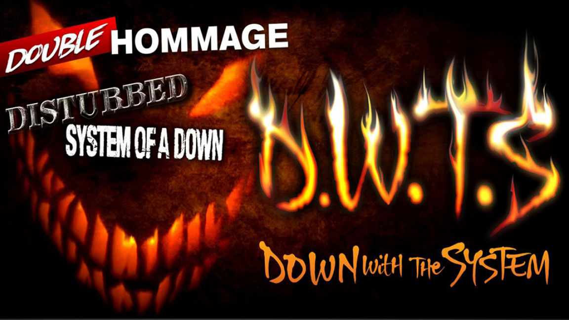 HOMMAGE SYSTEM OF A DOWN & DISTURBBED