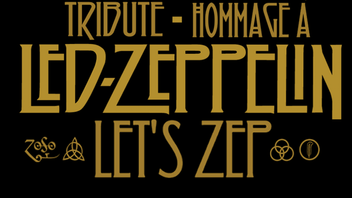 HOMMAGE A LED ZEPPELIN