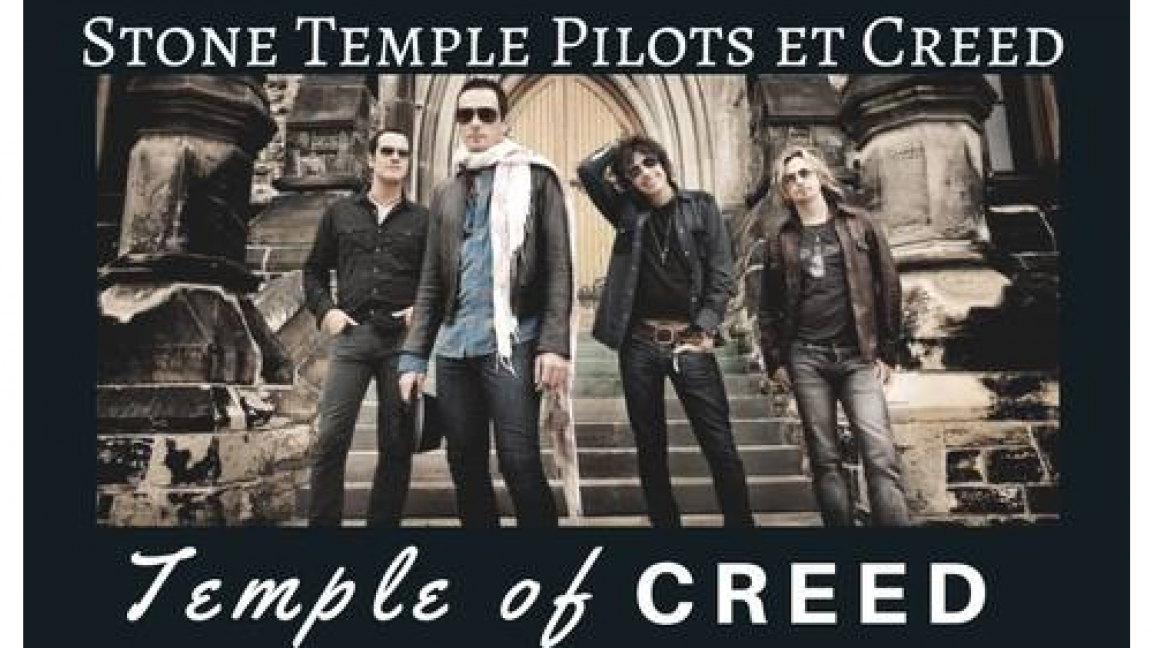 HOMMAGE A STONE TEMPLE PILOTS & CREED
