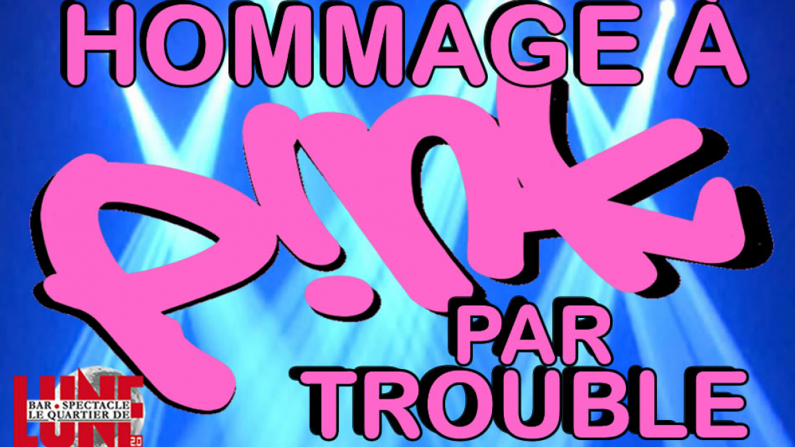 HOMMAGE A PINK !