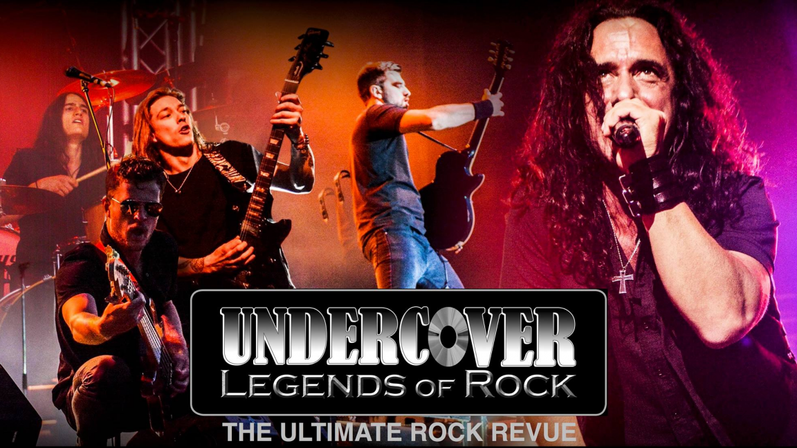 UNDERCOVER LEGENDS OF ROCK