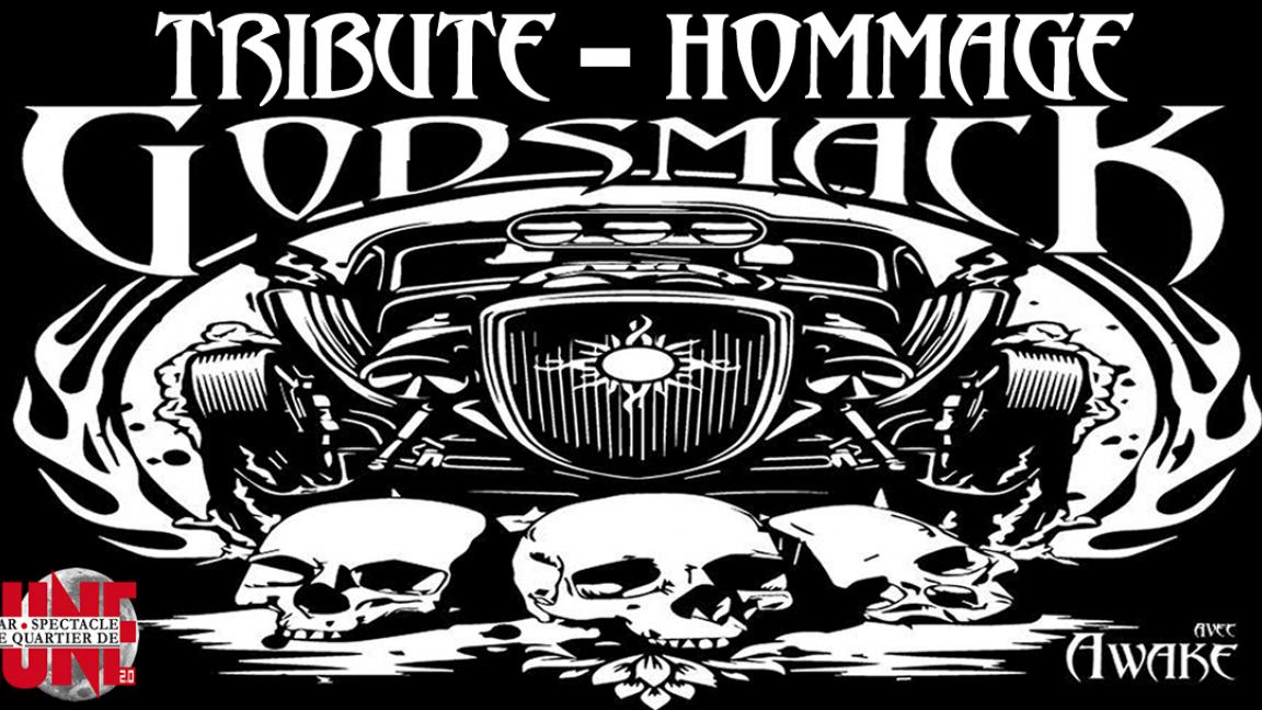 HOMMAGE A GODSMACK