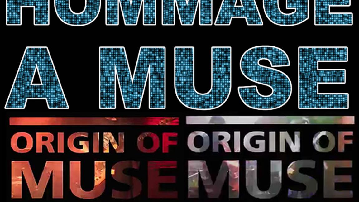 HOMMAGE À MUSE