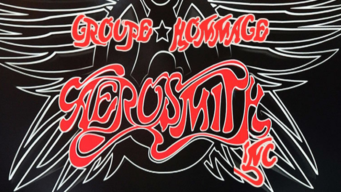 HOMMAGE À AEROSMITH