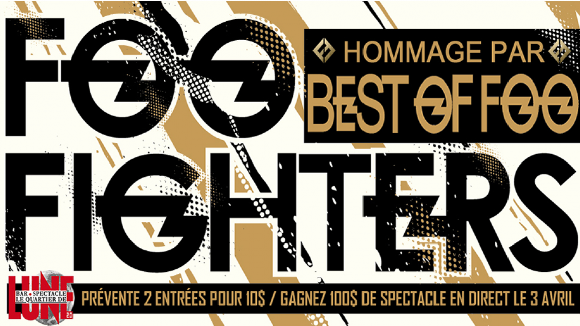 HOMMAGE À FOO FIGHTERS
