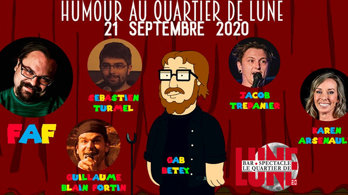 SOIRÉE D'HUMOUR
