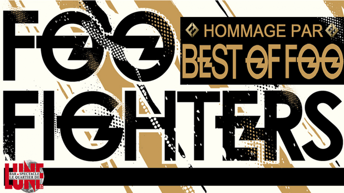HOMMAGE A FOO FIGHTERS