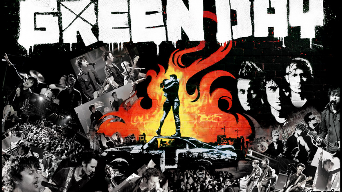 HOMMAGE A GREEN DAY