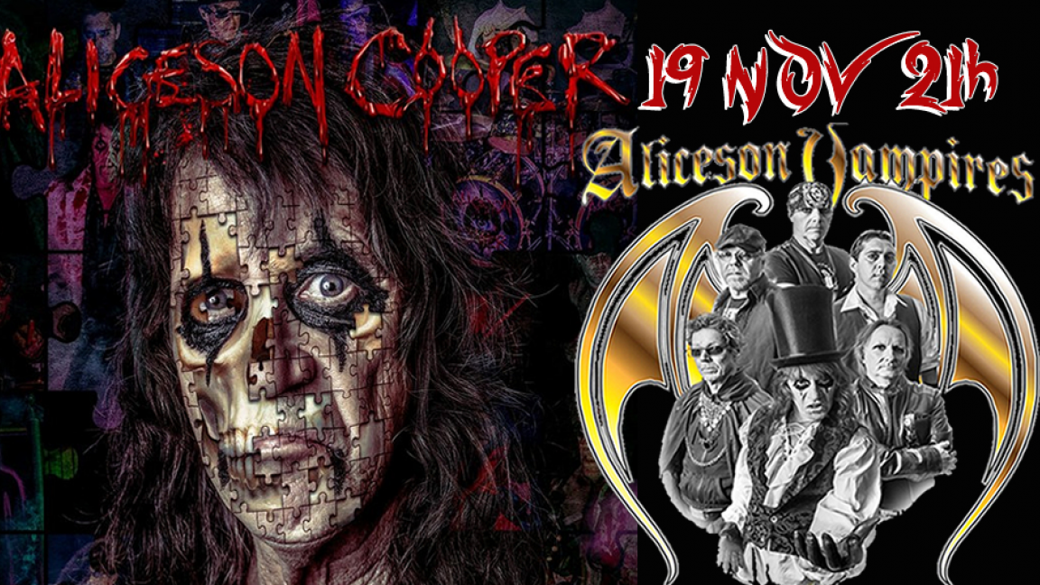 HOMMAGE A ALICE COOPER