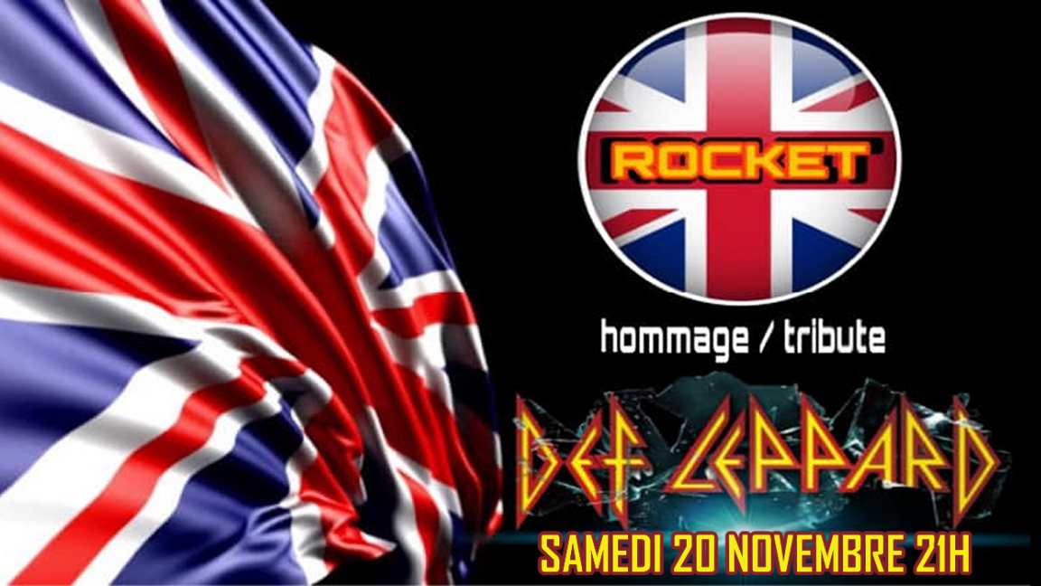 HOMMAGE A DEF LEPPARD