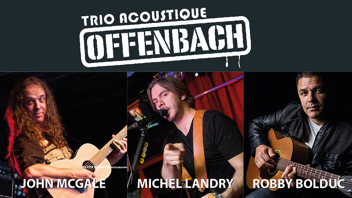 Offenbach Accoustique