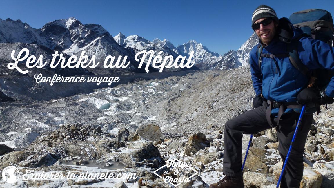 Conférence-voyage sur les treks au Népal (à Baie-St-Paul)