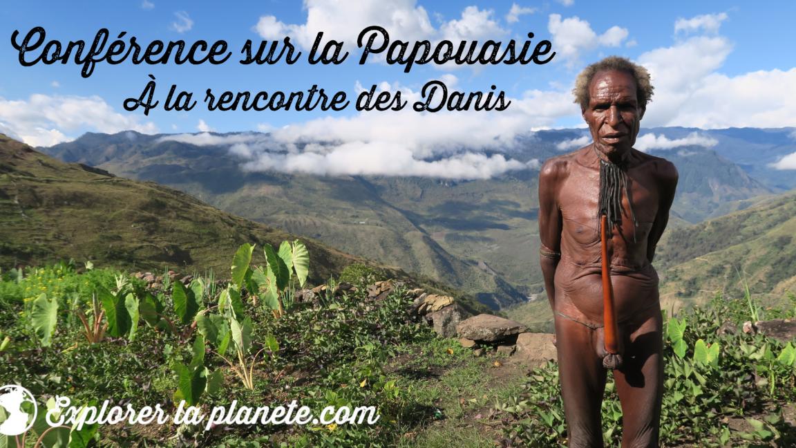 Conférence-voyage sur la Papouasie (à Québec)