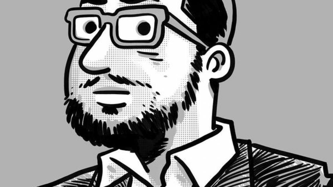 François Vigneault, la science-fiction en BD