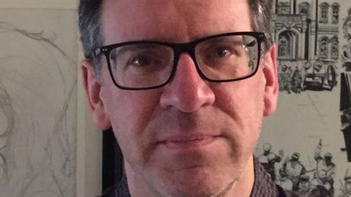Michel Viau, l'histoire de la bd québécoise
