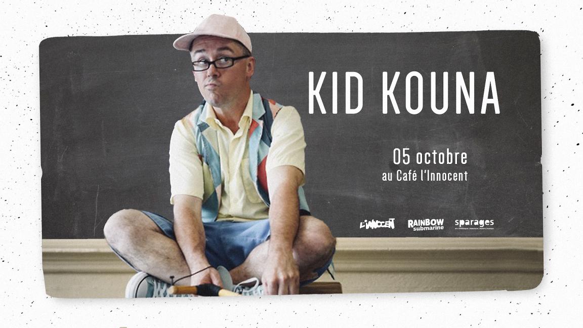 Kid Kouna | Rivière-du-Loup
