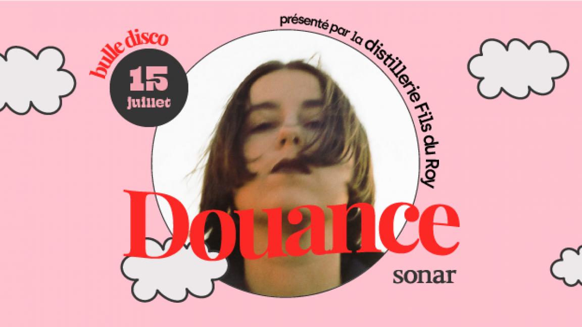 Douance | Le Sonar, présenté par la distillerie Fils du Roy