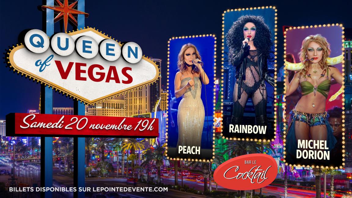 Queen of Vegas - Bar le Cocktail