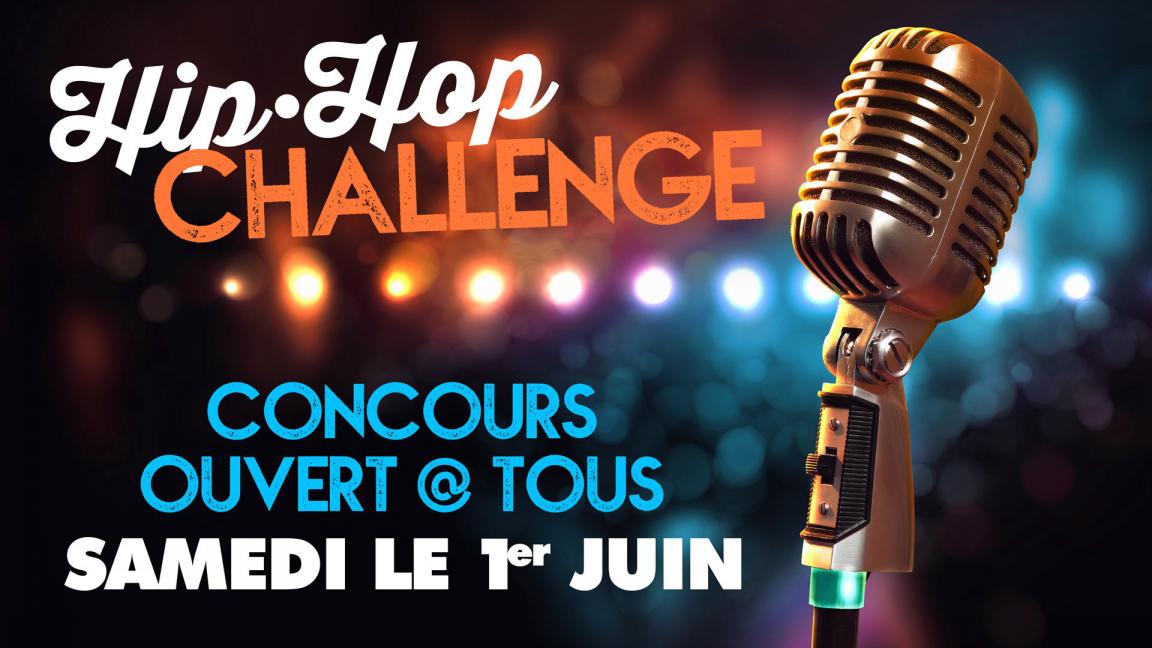 Hip-Hop Challenge
