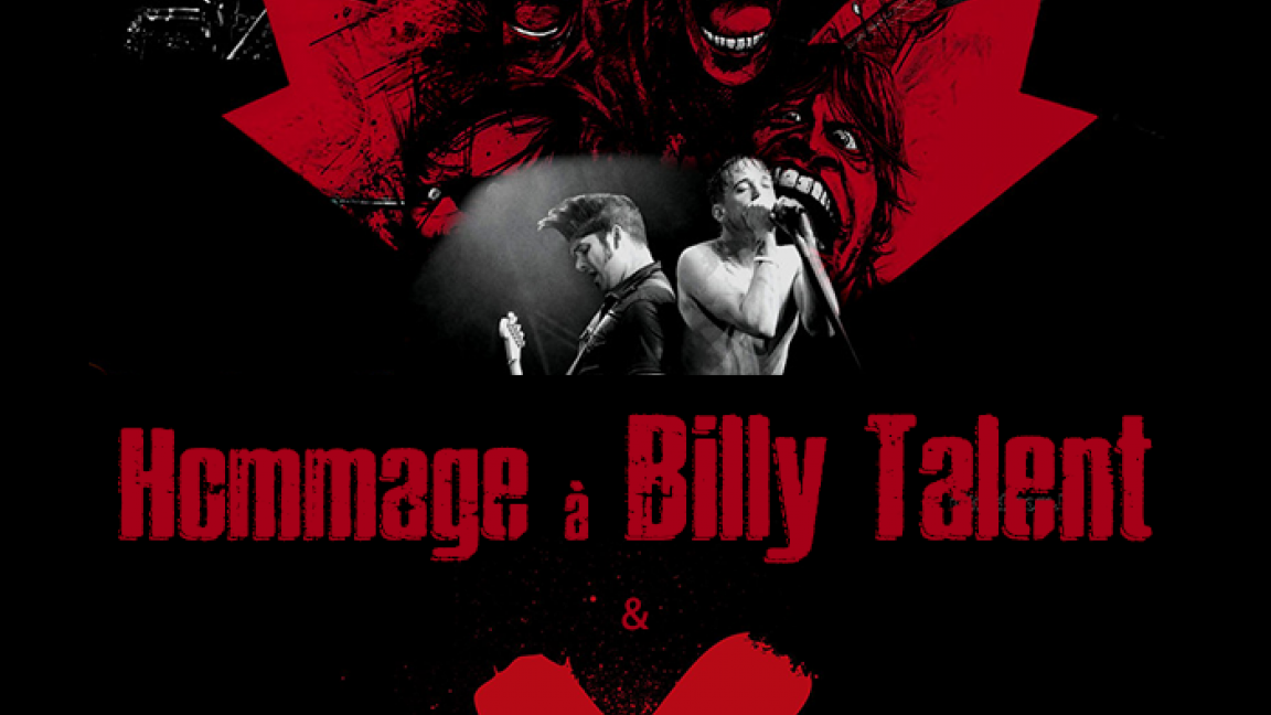 Billy Talent/Three Days Grace (Hommage Double)