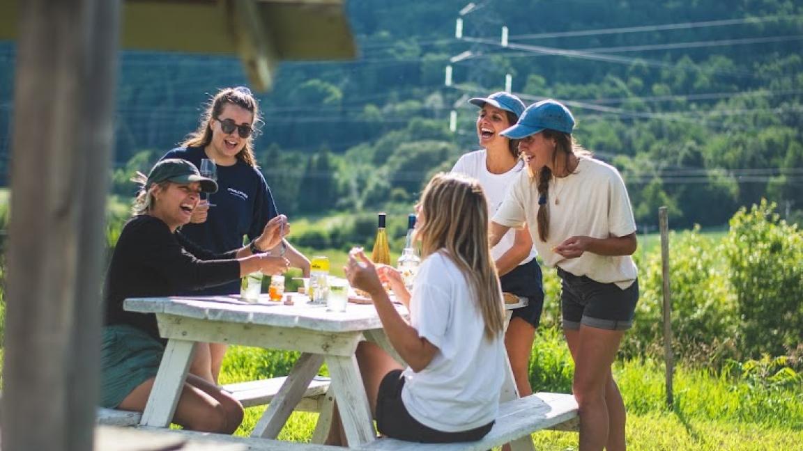 Apéro VIP - Visite et dégustation Famille Migneron de Charlevoix