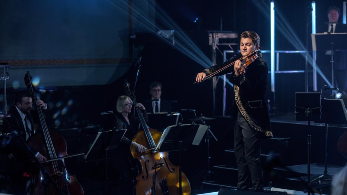 Stradivarius in Vienna