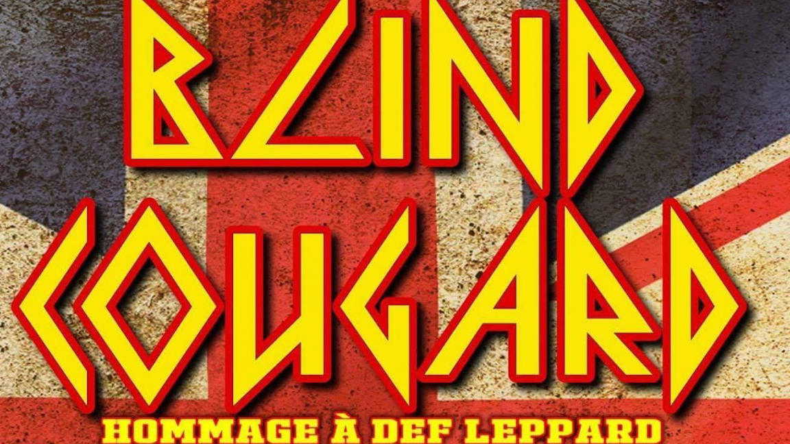 Blind Cougard - Hommage à Def Leppard Tribute (Virtuel)