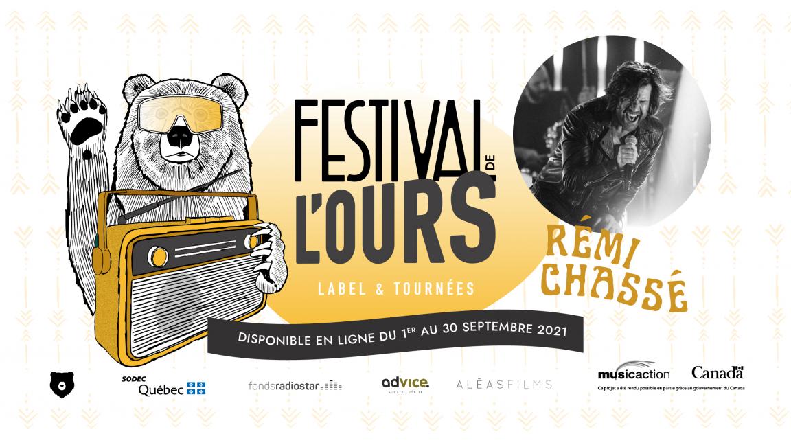 Rémi Chassé - Festival de l'Ours