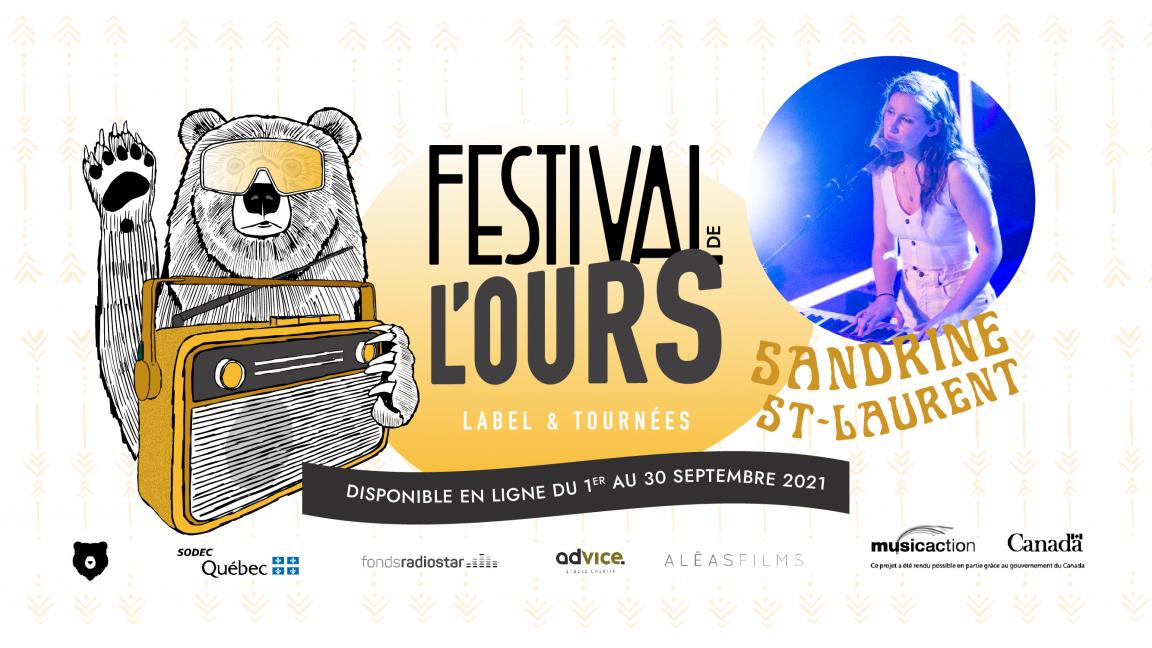Sandrine St-Laurent - Festival de L'Ours