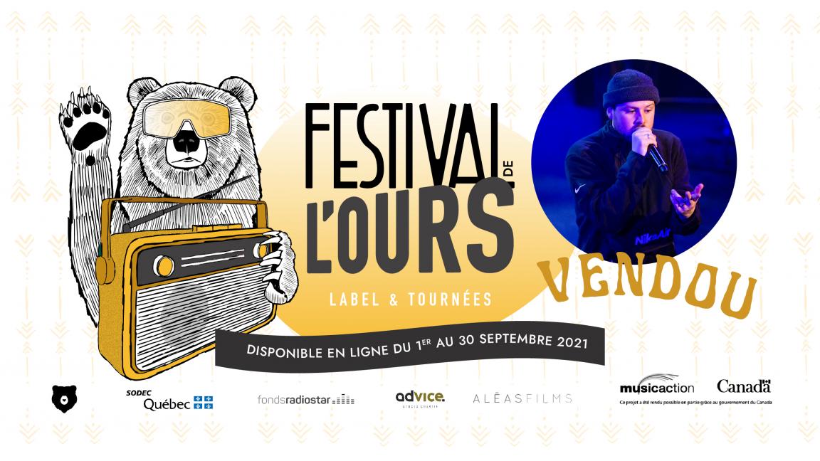 Vendou - Festival de L'Ours
