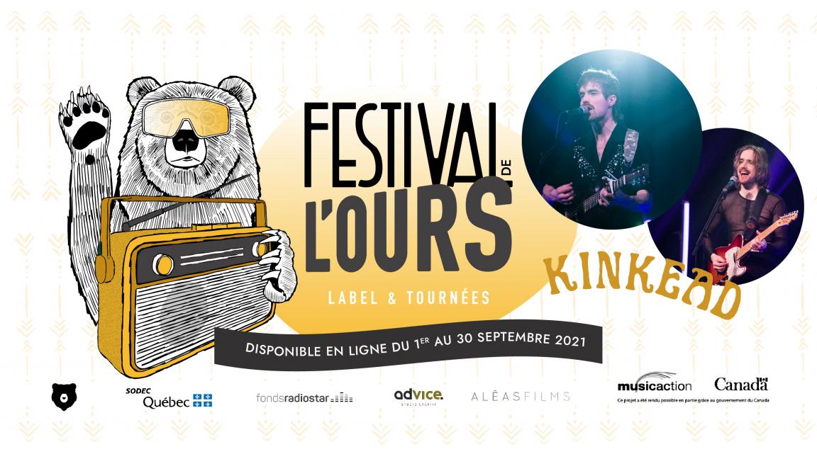 Kinkead - Festival de L'Ours