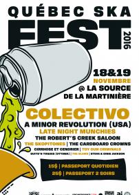 Quebec Skafest 2016