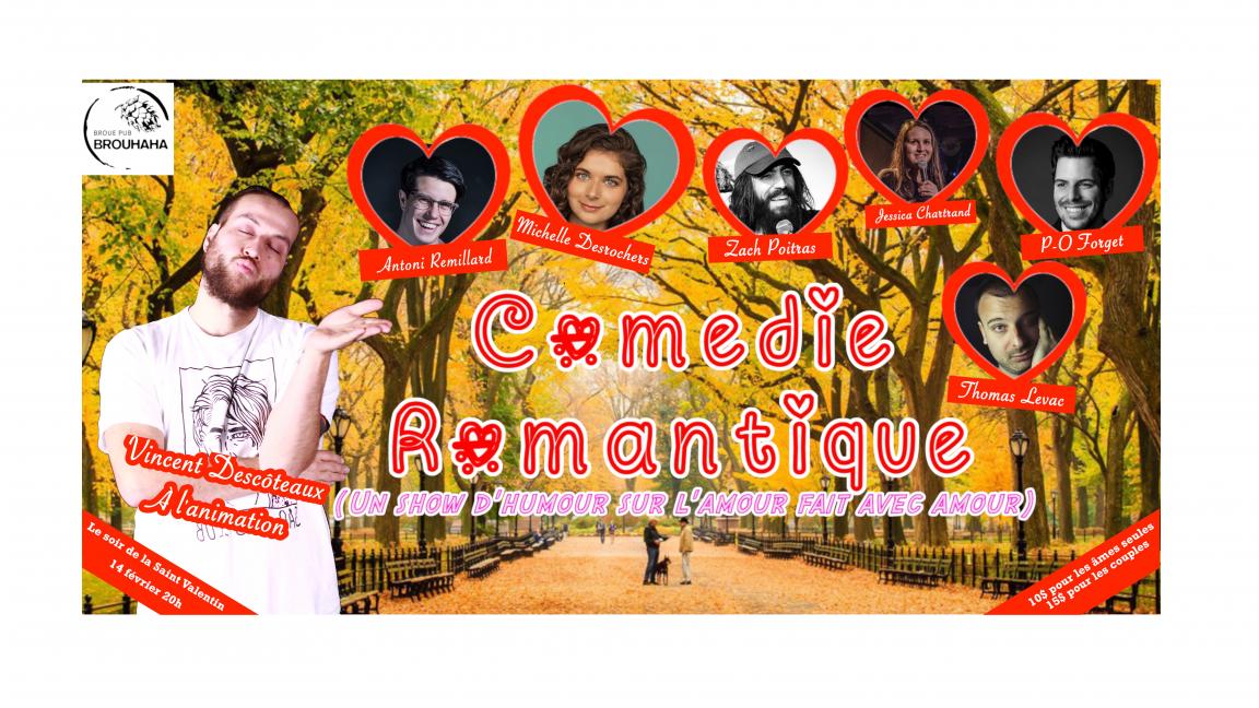 Comédie Romantique: Édition Saint-Valentin