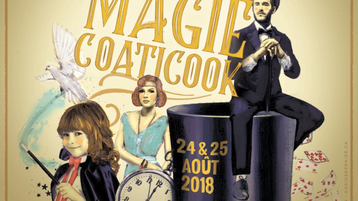 Gala - Fête de la Magie Coaticook