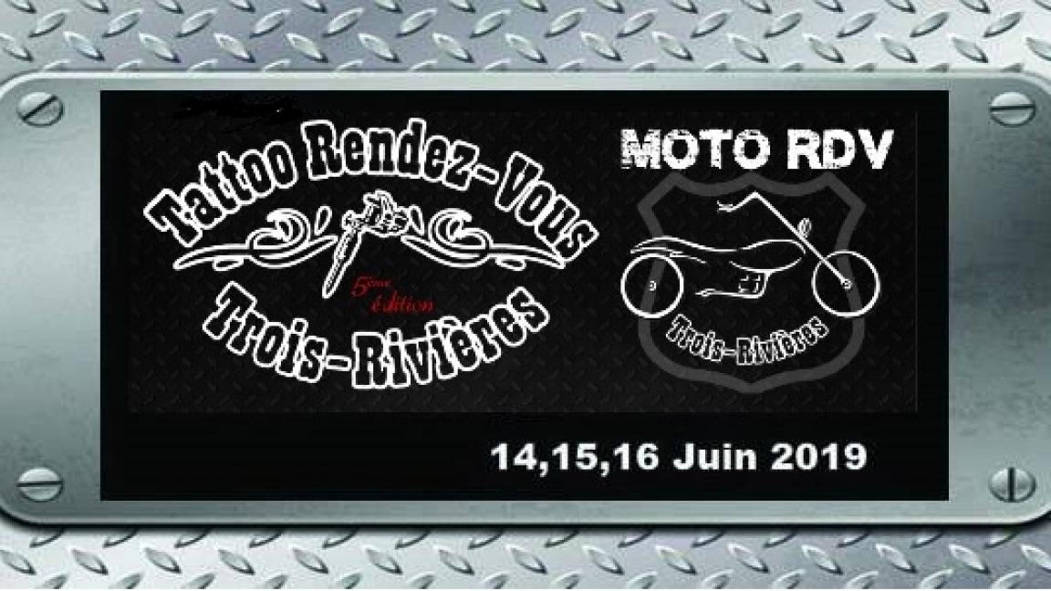 Tattoo Rendez-Vous Trois-Rivières 2019