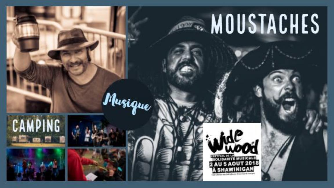 Widewood 2018 - Festival de la solidarité musicale