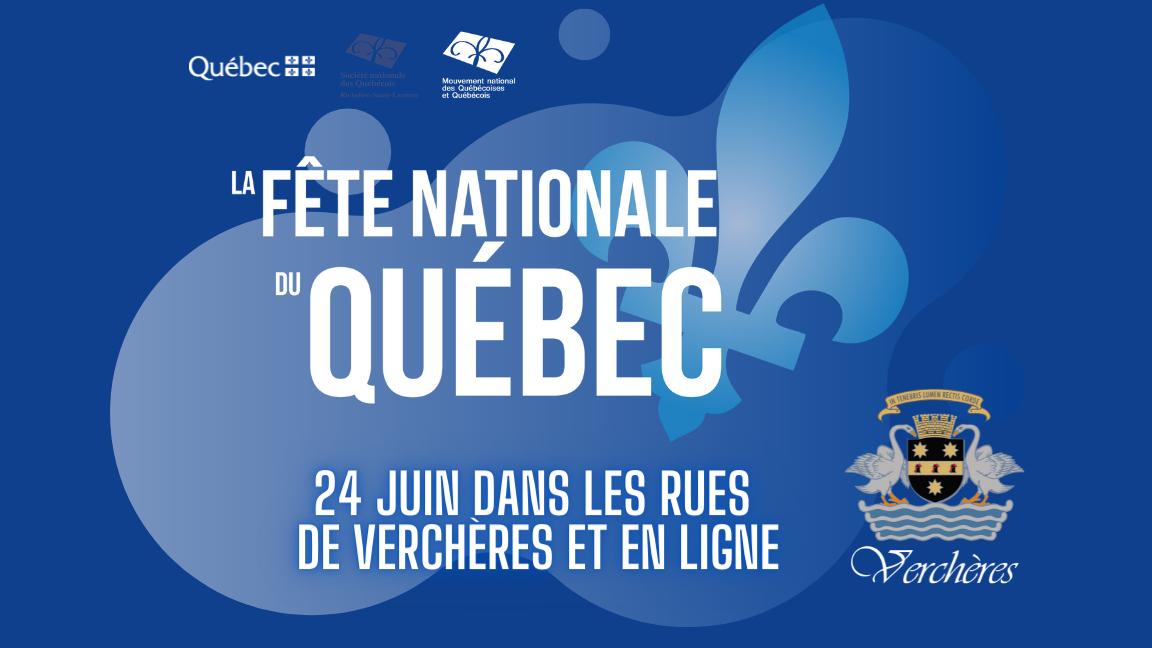 Fête nationale du Québec à Verchères