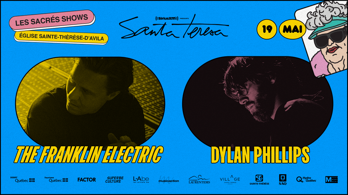*SOLD OUT* The Holy Shows: Dylan Phillips + The Franklin Electric