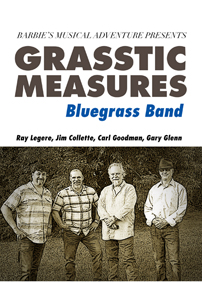 Ray Legere, Jim Collette, Carl Goodman, Gary Glenn