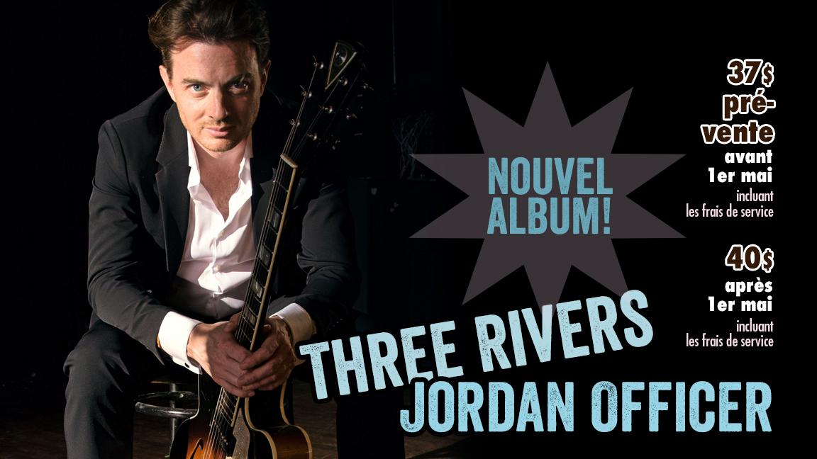 """Jordan Officer """"Three Rivers"""""""