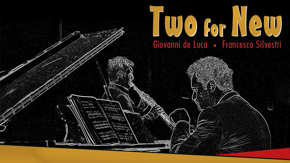 Duo De Luca - Silvestri, saxophone & piano
