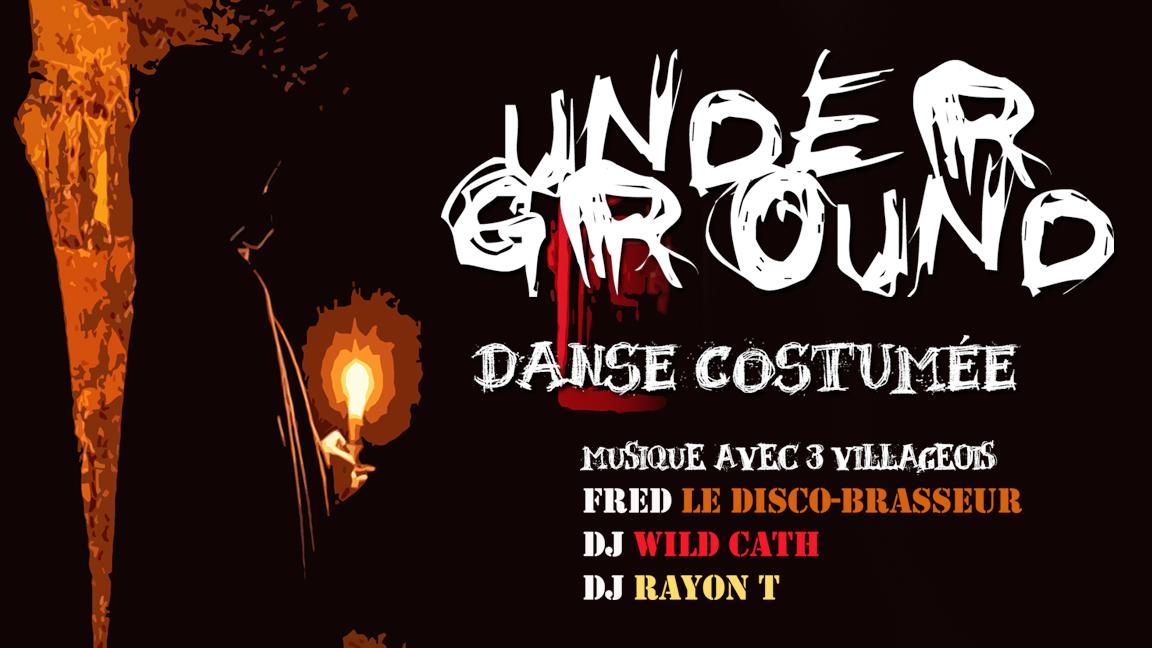 Underground - Halloween dance party