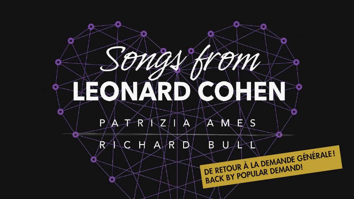 Songs from Leonard Cohen