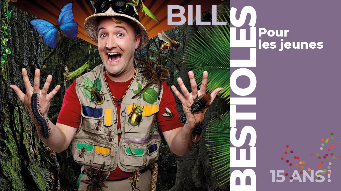 Bill Bestiole