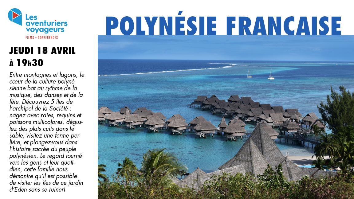 CINÉ-VOYAGES : Polynésie française