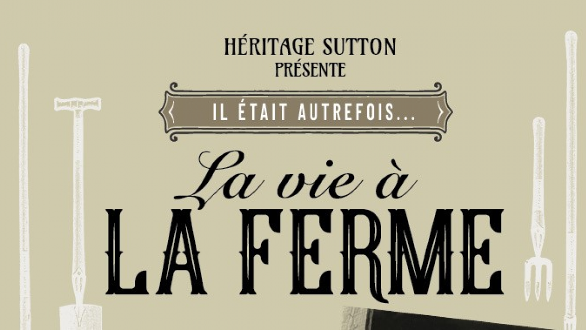 La vie à la Ferme (English/Anglais)