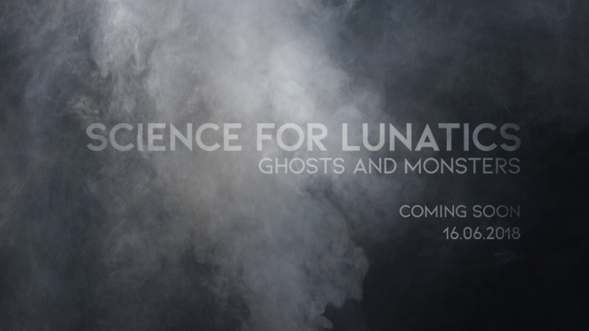 Lancement d'Album Ghosts and Monsters