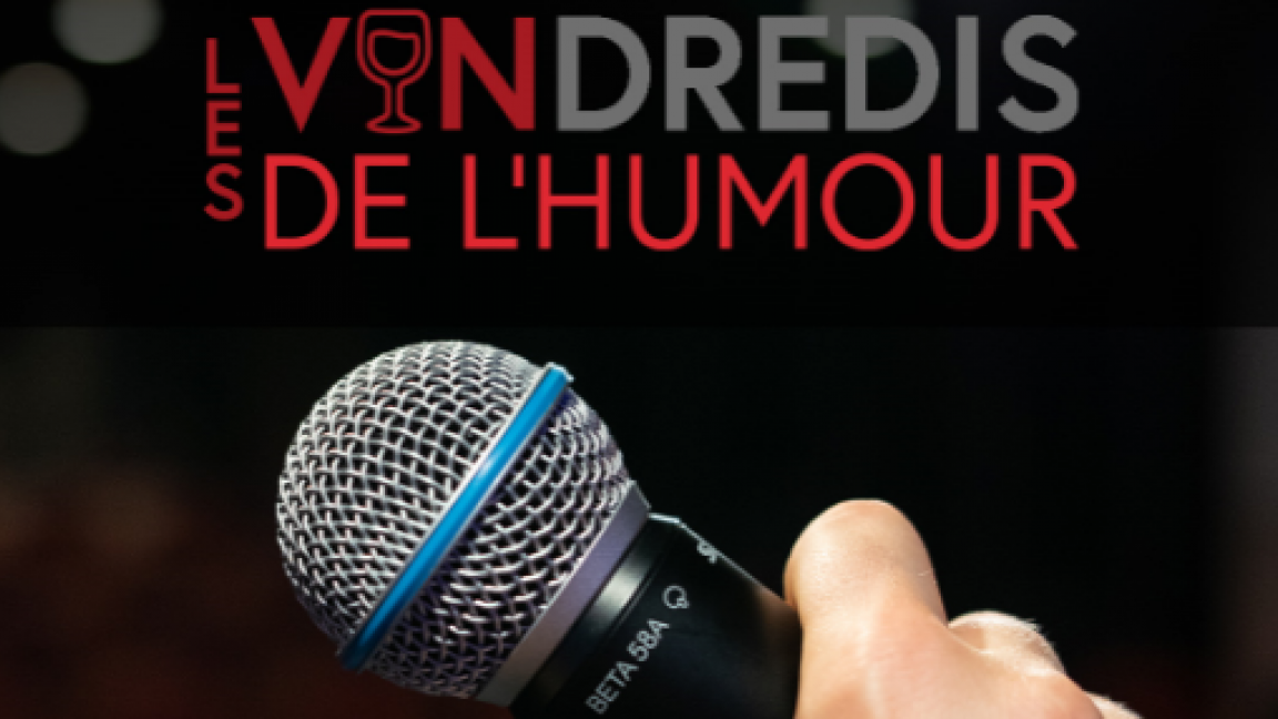 Les VINdredis de l'humour