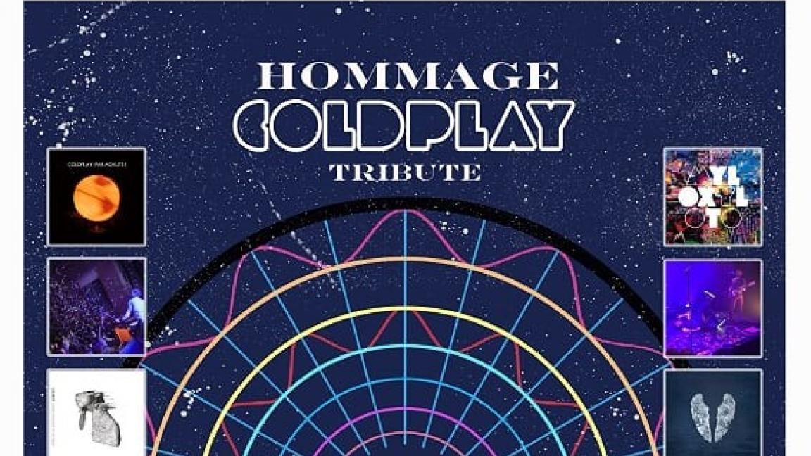 PARACHUTES Hommage à Coldplay