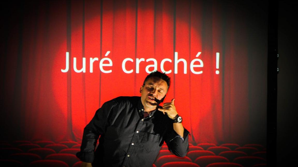 JURÉ CRACHÉ !